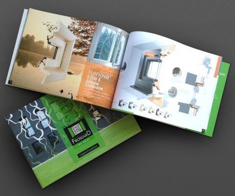 Création catalogue entreprise