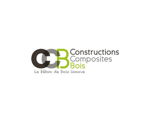 Logo Construction Composite Bois