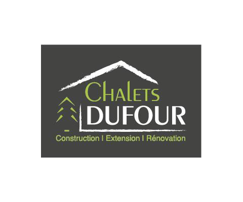 Logo chalets Dufour