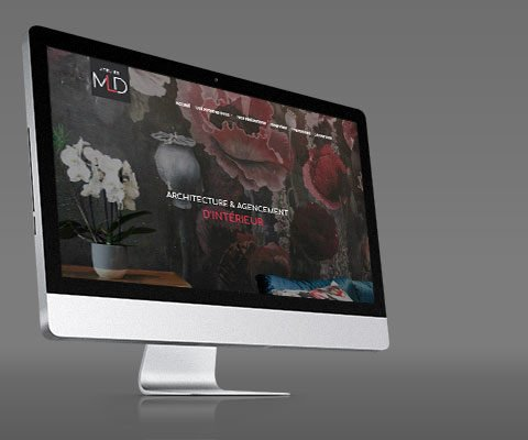 Site Internet - Atelier MLD